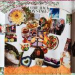 Art-thérapie avec collage